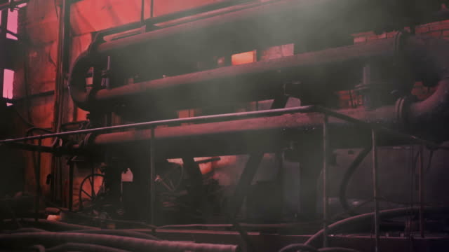 Dangerous Overload of old boiler video