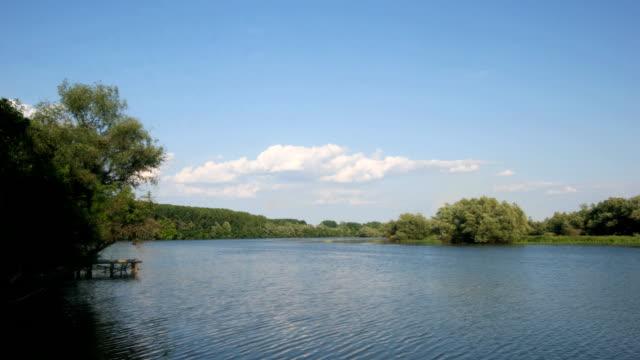 Danube estuary video