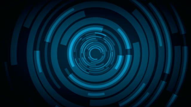 Dark blue technology futuristic animated background Dark blue technology futuristic animated background. Seamless looping. Video clip Ultra HD 4K 3840x2160 seamless pattern stock videos & royalty-free footage