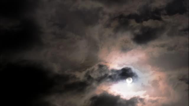 Dunkle Wolken am Himmel – Video