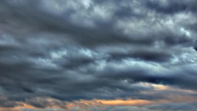 Dark clouds video