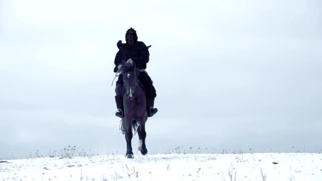 dark knight rides in slowmotion video