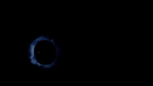 Dark Planet's expanding atmosphere video