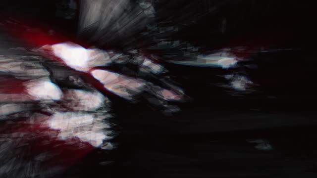 4K Dark Quantum World   Interstellar Quantum realm   Abstract Digital Series
