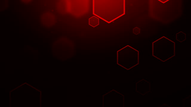 Dark Red Particle Backgrounds Loopable