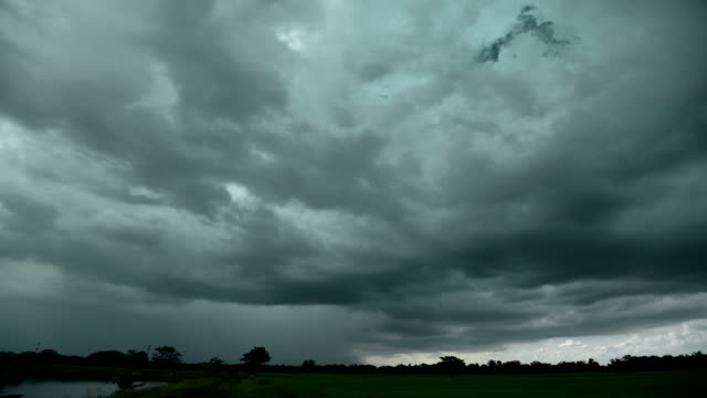 Dark Storm Cloud Rain at Farm Time Lapse Video formats Dark Storm Cloud Rain at Farm Time Lapse. summer illustrations videos stock videos & royalty-free footage