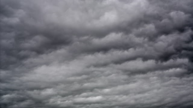 TIME LAPSE: Dark Storm Clouds video