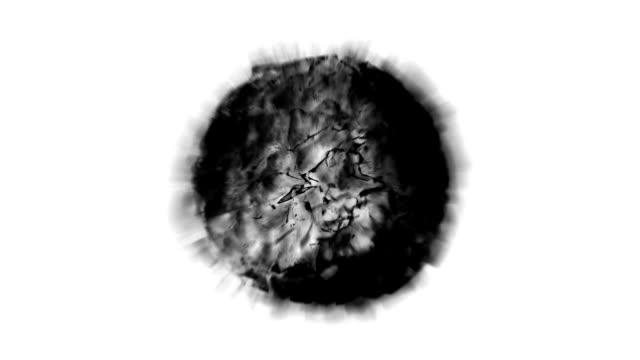 vídeos y material grabado en eventos de stock de seminatural de ámbito de alteración: oscuro (lazo) - imagen en bucle