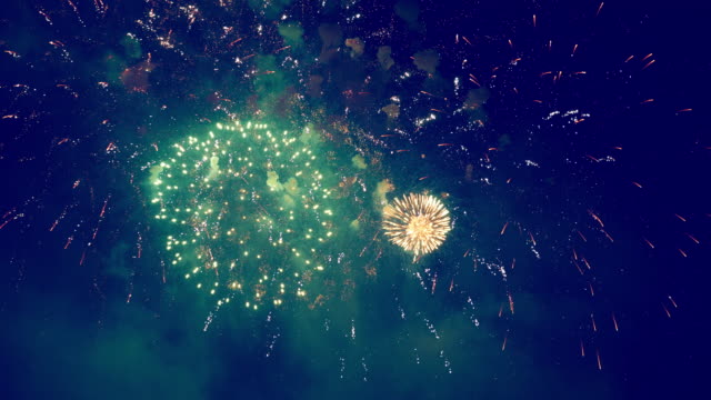 Darkness is being illuminated with fireworks Darkness is being illuminated with fireworks. 4K happy 4th of july videos stock videos & royalty-free footage