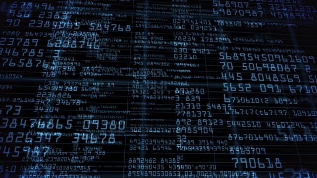 Data analysis video