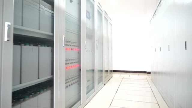 Data Center Network Server Data Center Network Server supercomputer stock videos & royalty-free footage