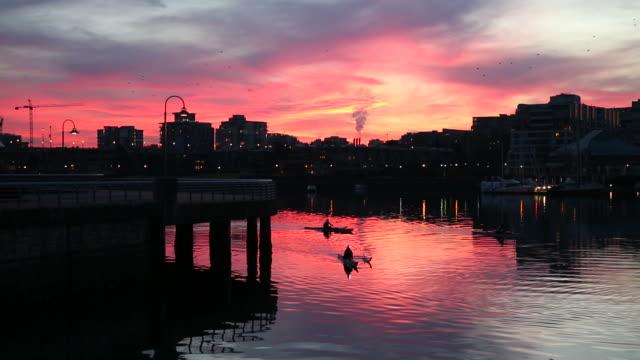 Dawn Kayaks, False Creek, Vancouver video