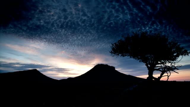 Dawn Time Lapse video