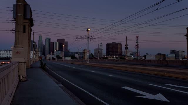 LA Dawn video