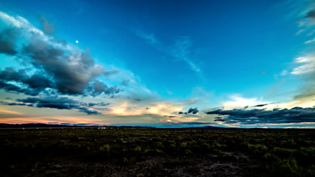 VLA day to night timelapse video