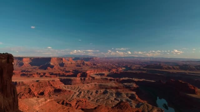 Dead Horse Point State Park Dead Horse Point State Park, Canyonlands National Park, Utah, USA canyon stock videos & royalty-free footage