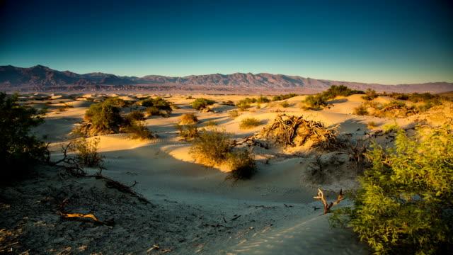Death Valley Desert video