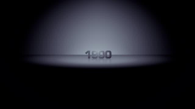 Decade Horizon Zoom 1900 video