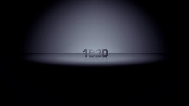 Decade Horizon Zoom 1920 video