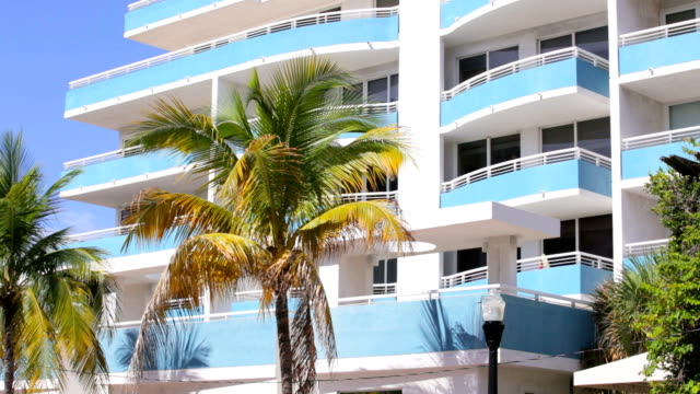 Deco architecture Miami video
