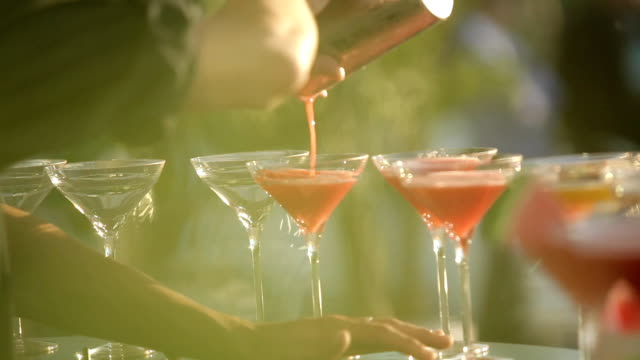 Decorated Alcoholic Beverages video