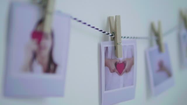 写真で家を飾る - 壁点の映像素材/bロール