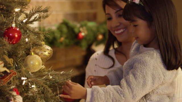 Decorating the Tree video