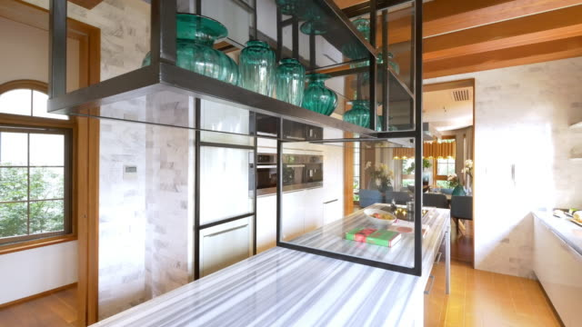 decoration and design of modern kitchen video