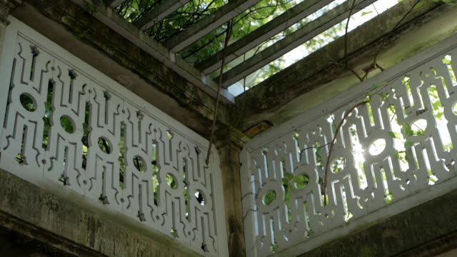 Decorative Ornament Detail Of An Ancient Building