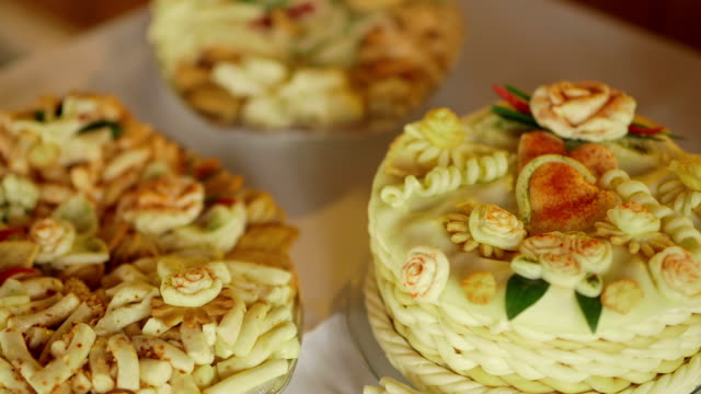 Decorative Traditional Cakes video