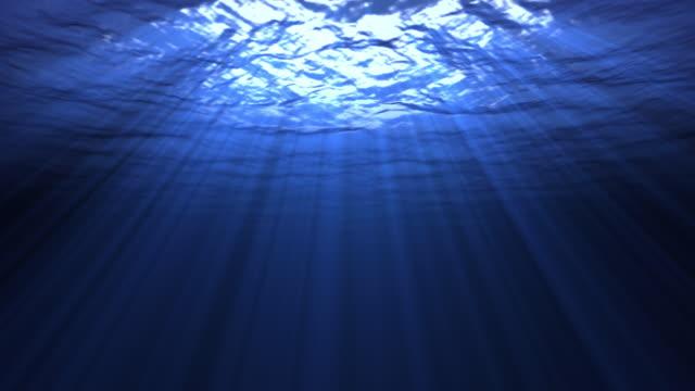 Deep Blue Sea, HD Looping Element video