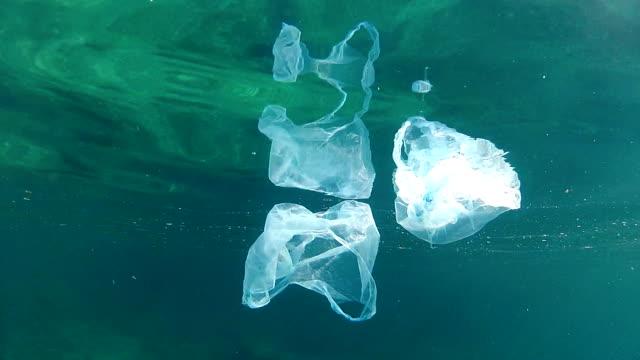 Deep sea pollution video