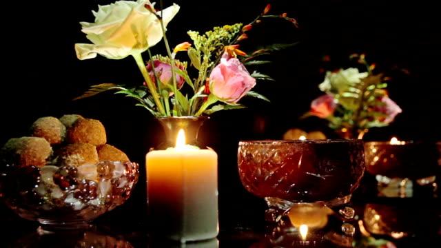 deepak oil lamp. deepavali - diwali stock videos and b-roll footage