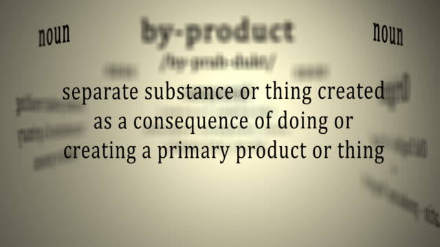 Definition: By-Product