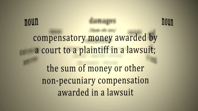 Definition: Damages video