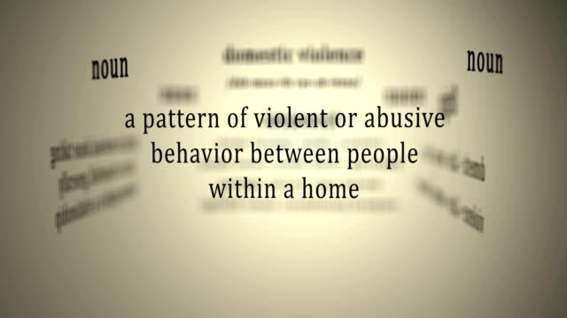 vídeos y material grabado en eventos de stock de definición: violencia doméstica - violencia doméstica