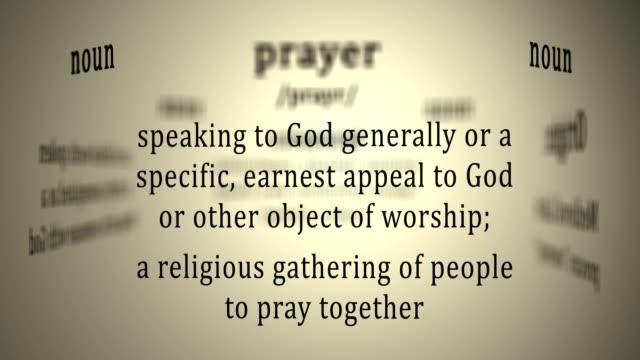 vídeos de stock, filmes e b-roll de definição: oração - primeira comunhão