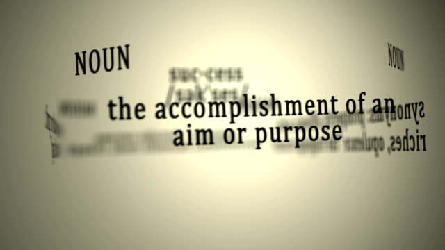Definition: Success video