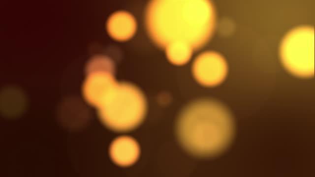 defocused lights loopable - christmas lights stok videoları ve detay görüntü çekimi