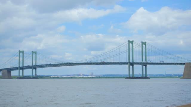 Delaware Memorial Bridge video