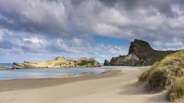 Deliverance Cove, New Zealand - Time Lapse video