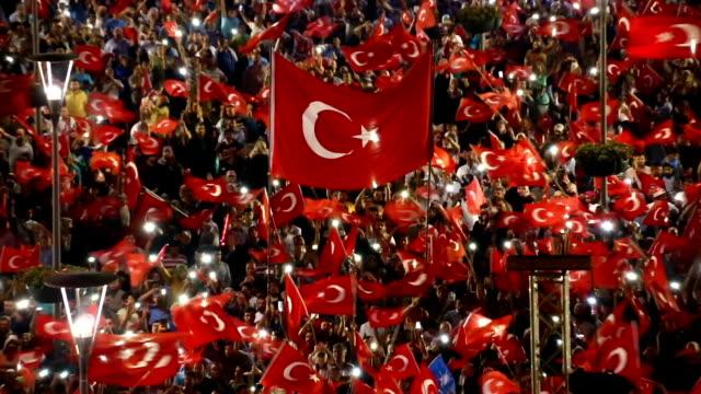 democracy seizures in Konya video