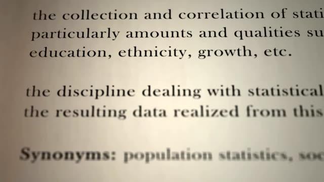 Demographics Definition