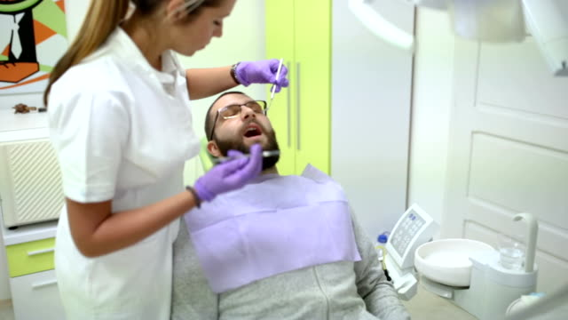 Dental Cavity Removal video