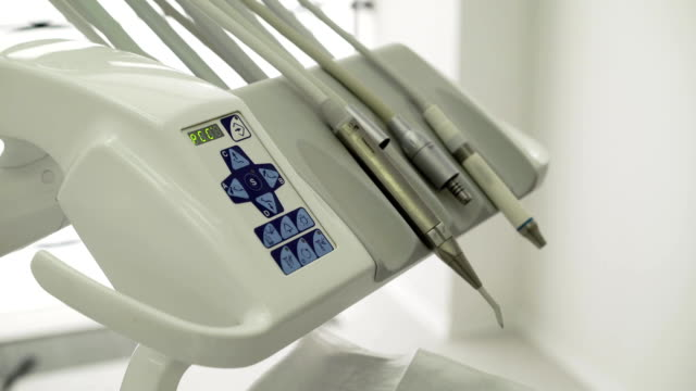 Dental clinic equipment video