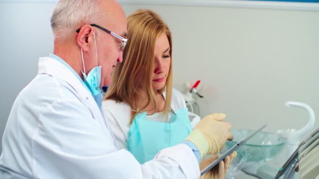 Consulta de Dentista - vídeo