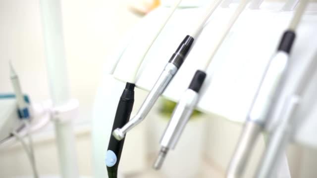Dental Drills video