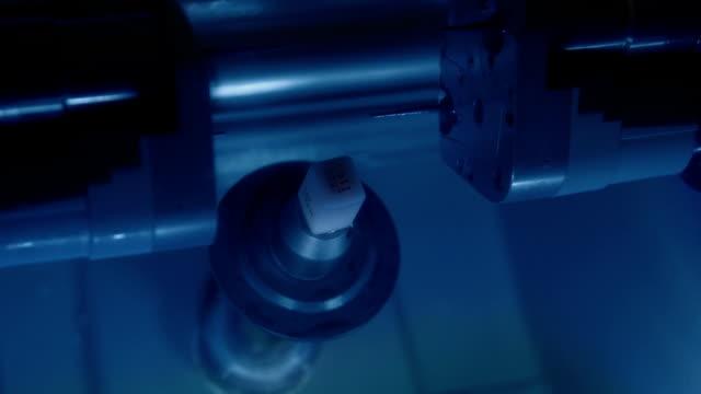 Dental milling machine video