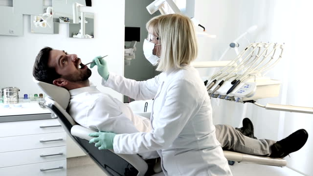 Dental procedure video