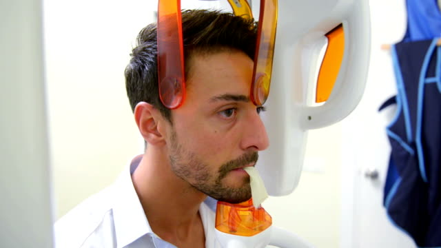 Dental x-ray imaging video